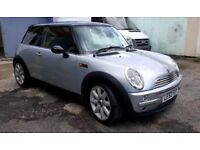 Mini for sale £890 ono 79k mileage