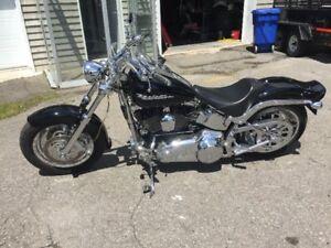 Superbe Harley Davidson Lowboy 2008 à vendre
