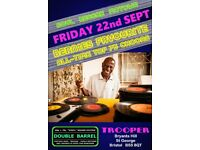 FRIDAY 22nd SEPTEMBER - 60s 70s SPECIAL NIGHT with DOUBLE BARREL - ST GEORGE