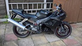 yamaha r6 2005. Well looked after. Nice example.