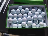 Titleist Pro V 1,Srixon Z Star Practise/ B Class Golf Balls