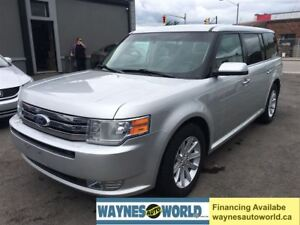 2011 Ford Flex SEL **LEATHER & 7 PASSENGERS**