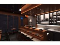 Head Sushi Chef, New Opening mid of August