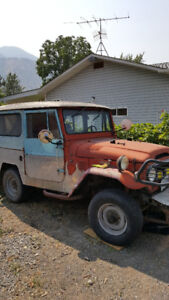 1973 Toyota Land Cruiser Other