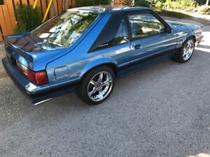 1989 Ford Mustang LX Mint Condition! Hard to Find Cleaner!