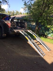 Prime ATV Ramps Brand new Never used