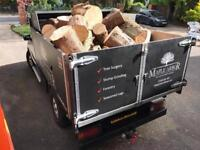 FREE LOGS FREE DELIVERY THIS MONDAY