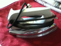 Small iron and travel iron