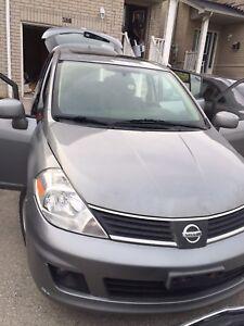 Nissan Versa 2007 /$2999