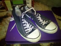converse all star size 11 gents and size 12 kids text only thanks