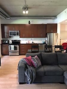 Furnished One bedroom, South End Halifax. Available Mid December