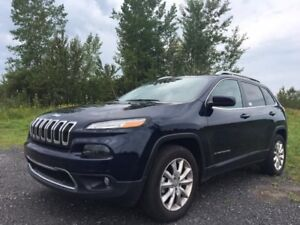 Jeep Cherokee Limited 4x4 2016