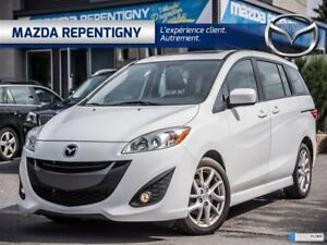 2012 Mazda MAZDA5 GT **TOIT OUVRANT BAS MILAGES**