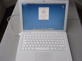 """Macbook 13"""" + charger + MS Office - will post - genuine sale"""