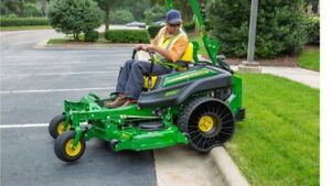 For Rent - Zero Turn Mower