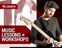 MUSIC LESSONS FOR ALL AGES | CORAN'S MUSIC EDUCATION CENTER
