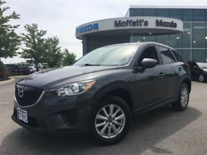 2015 Mazda CX-5 GX 6-SPEED MANUAL, BLUETOOTH, CRUISE, POWER PKG