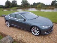 2014 / 14 Tesla Model S E CVT P85