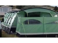 Hi Gear 8 Man Tent Bundle
