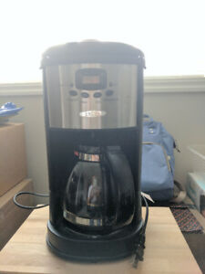 12 cup coffee maker for $10