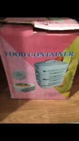 Quick Sale Brand New Food Container