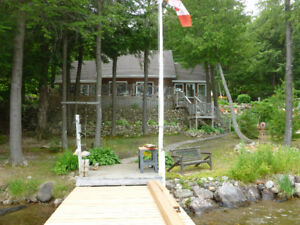 WATERFRONT HOME/COTTAGE PLUS ADDITIONAL LOT