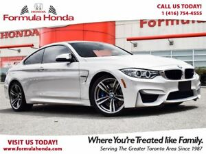 2015 BMW M4 COUPE | MINT CONDITION | ONLY 20K KM!!! | CARBON F