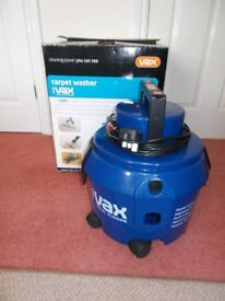 VAX CARPET WASHER/CLEANER IDEAL FOR ALL FLOORS