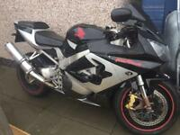 Honda CBR 929 FIREBLADE ... Delivery Available ... Make Offer!