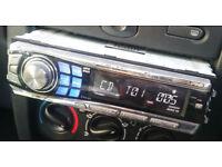 ALPINE CDA-9852RB CAR STEREO CD MP3 PLAYER RADIO