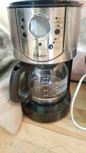 12 cup coffee maker with timer