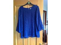 Designer top, size 16 , excellent condition, worn once !