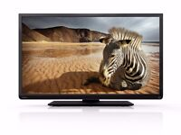 Toshiba 32 inch HD LED TV, Freeview built in 2 HDMI + USB Media Player