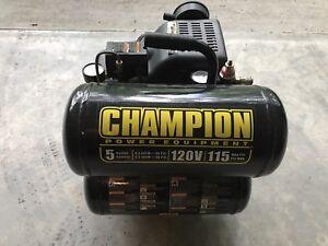 Champion 5 Gallon Compressor