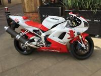 1998 Yamaha r1 READ ALL OF AD BEFORE MESSAGING