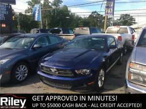 2010 Ford Mustang V6 STARTING AT $140.92 BI-WEEKLY