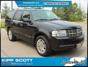 2012 Lincoln Navigator Limited, Premium Leather, Sunroof, Nav