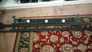 2 Queen size bed frame with middle support $35.00 each OBO.