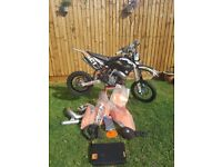 Ktm 65 2015 with spares