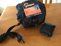 LowePro Camera Bags x 2 - One Unused With Tags