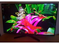 Luxor 42 Inch Smart Full HD LED TV with Freeview HD and WIFI