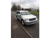 Jeep Grand Cherokee in great condition