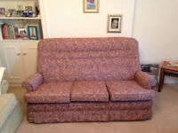 Parker Knowles Settee and chairs