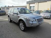 2008 Land Rover Freelander 2 2.2Td4 4x4 Finance Available