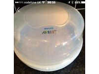 Avent steam microwave Steriliser