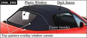 Mazda Miata MX5 Convertible Top Replacements from