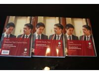 CIMA (Chartered Institute of Management Accounting) study kit