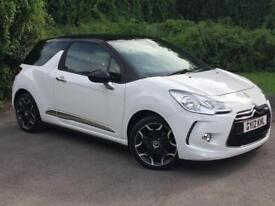 Citroen DS3 1.6 e-HDi Airdream DStyle Plus 3dr DIESEL MANUAL 2012/12