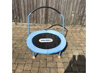 Little Tikes toddler trampoline £15 ONO