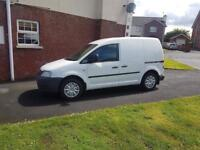 2006 vw caddy 1.9 tdi twin sliding doors may take cheap px